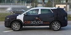 2018 Hyundai Tucson Facelift Spied Photos