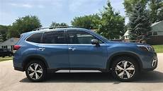review the 2019 subaru forester puts safety