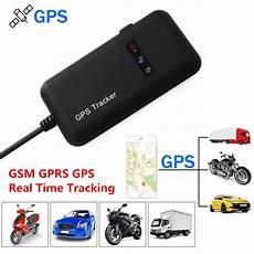 gps tracker auto mini gsm gprs gps tracker vehicle bike car real time