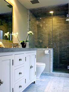 Quarter Bathroom Ideas by Three Quarter Bathroom Hgtv