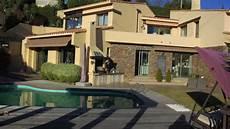 villa 224 vendre ouest piscine vue colline saquier
