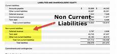 list of non current liabilities on balance sheet exle of apple inc