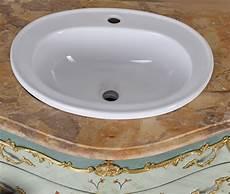 Barock Waschtisch Kommode Waschbeckenunterschrank Badm 246 Bel