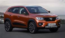 could this be the new dacia duster 2018 dacia duster