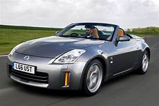 nissan 350z roadster nissan 350z roadster from 2005 used prices parkers