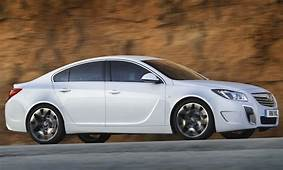 Opel Insignia OPC With 325HP Turbocharged V6 And AWD