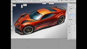 Shiny Car Rendering Layering Strategy  YouTube