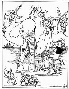 Ausmalbilder Tiere Afrika Africa Coloring Pages To And Print For Free