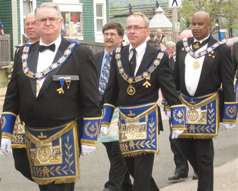 British Freemasons