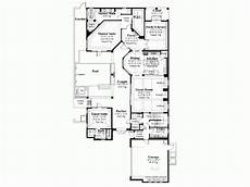 single story house plans with courtyard house plans design plan single story courtyard house