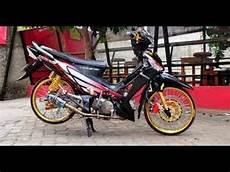 Supra X 100 Modif Standar by Modifikasi Motor Supra X 125 Cc Simpel Bahan Modifikasi