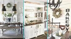 Diy Rustic Shabby Chic Style Dining Room Decor Ideas