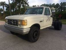 1990 ford f super duty cars for sale buy used 1990 ford f450 super duty 7 3idi diesel reg cab chassis 2wd dual wheel in naples