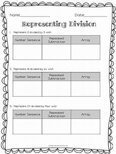 division as repeated subtraction worksheets 4th grade 6694 free multiplication division worksheet math division ccss math math school