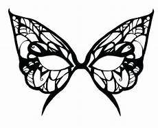 masquerade mask coloring pages printable printable