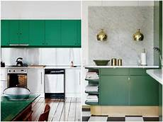 ou trouver des facades de cuisine cuisine verte mur meubles 233 lectrom 233 nager d 233 co