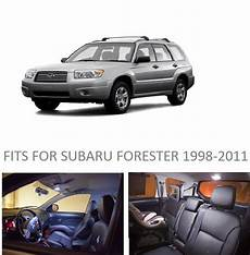 car maintenance manuals 1998 subaru forester interior lighting auto accessories headlight bulbs car gifts white led lights interior package for subaru