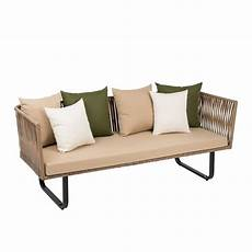 garten sofa polyrattan lounge couch garten sofa sitzgruppe 3 sitzer