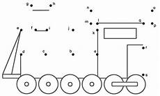 letter join worksheets free 23164 3 connect the dots by lowercase letters transportation