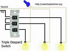 wiring diagram triple light switch triple despard switches sam albums wire switch electrical wiring diagram wire
