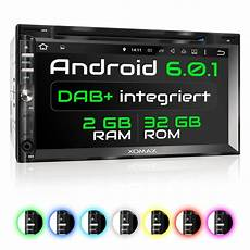 car stereo with android bluetooth dab dvd cd sd xm