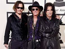 Johnny Depp S Band Vires Includes