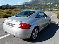 Audi Tt 225 Quattro Grise Cuir Gris Riviera Prestige