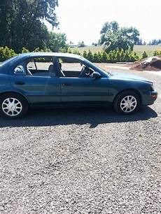 how do cars engines work 1993 geo prizm user handbook 1993 geo prizm for sale in molalla or salvage cars