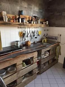 küche selber bauen aus europaletten paletten k 252 chen charme in 2019 k 252 che diy k 252 che aus
