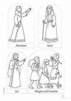 Malvorlagen Religion Grundschule Ausmalbilder Abraham Und