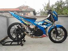 Satria Fu Modif Touring by Modifikasi Satria Fu Road Race Terbaru