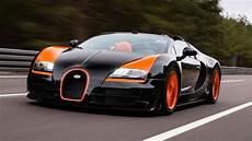 Bugatti Veyron Successor To Gain Power And Speed Car