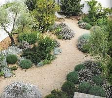 Modern Landscaping Mediterranean Garden Ideas 7