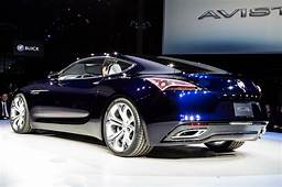 Buick Avista Concept Stuns Detroit With Gorgeous Design
