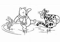 Weihnachten Winnie Pooh Malvorlagen Ausmalbilder Winnie The Pooh 13 Ausmalbilder