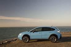 Aufgefrischt Subaru Impreza Und City Suv Xv Der