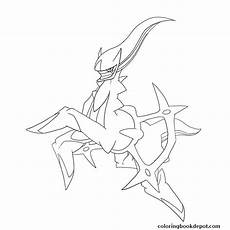 Arceus Coloring Page Quiz Arceus Coloring Pages At Getcolorings Free