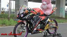 Modifikasi Cbr 150 Jari Jari by Cbr 150 Modif Jari Jari