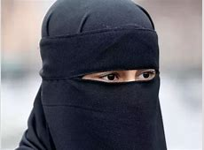 Some Muslim women wear a burka (veil), whereas, the