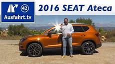 2016 seat ateca 2 0 tdi 190 ps 4drive xcellence
