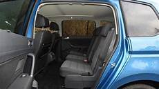 volkswagen touran mpv 2020 practicality boot space