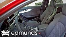 2018 audi s4 rad cars deserve rad seats edmunds first impression youtube
