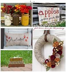 Handmade Home Decor Ideas by Handmade Fall D 233 Cor Easy Ideas For Updating Your Home