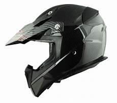 casque de motocross fibre de carbone stealth centre de
