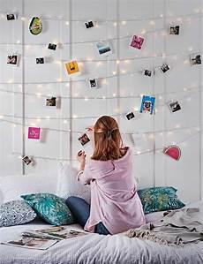 deco fille ado bedroom light ideas room