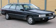 how to work on cars 1990 audi 100 electronic throttle control file 1990 audi 100 avant tdi front jpg wikimedia commons