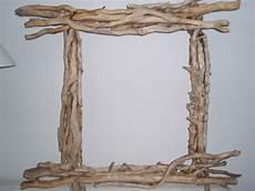 décoration en bois flotté 53501 fil de fer et compagnie 187 cadre en bois flottes