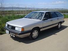 vehicle repair manual 1988 audi 5000cs auto manual this 1988 audi 5000 cs turbo quattro wagon checks all the boxes the drive
