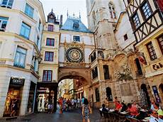 Le Gros Horloge Rouen Places Picked By Brani