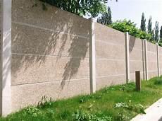 cloture beton prix cloture b 233 ton